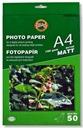 Koh i noor Papier Fotograficzny Matowy 190g A4 50s