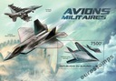 Samoloty wojskowe lotnictwo Burundi blok BUR12713b