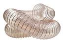 Przewód wąż odciąg trocin 125x3m POLIURETAN spiro