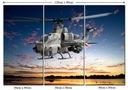 Obraz Helikopter Śmigłowiec Bell AH-1Z Viper