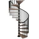 Лестница Вьющиеся , спиральные КОРА модель Мадрид 120 см