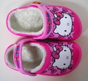 Klapki Crocs Clog z Hello Kitty C10/11 (27)