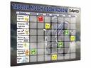 Tablica Motywacyjna Magnetyczna z Imieniem 40x30cm