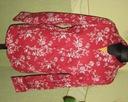 H&M BB-bluzka r 50 XXXL koszulowa czerwona Rozmiar 50