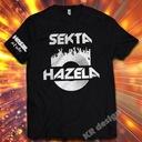 SE1 Koszulka SEKTA HAZELA + smycz dj Hazel GRATIS