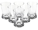Szklanki do soku drinków napoju KROSNO X IKS 150ml