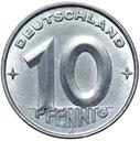 Германия DDR - монета - 10 Pfennig 1952 Года, А - БЕРЛИН доставка товаров из Польши и Allegro на русском