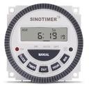 Programator timer włącznik czasowy 12V DC LED IP65