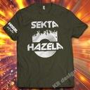 imprezowa Koszulka SEKTA HAZELA - HIT na PREZENT Dekolt okrągły