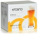 Kufle szklanki pokal kufel piwa KROSNO Chill 500ml