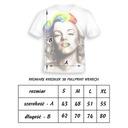 KOSZULKA 3D FULLPRINT T-shirt SZOP M MODNA PL Rozmiar 38 (M)