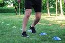 Pachołki Treningowe Elastyczne Grzybki Talerzyki Waga 1.09 g