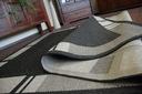 DYWAN SIZAL TARAS OUTDOOR 60x110 czarny #DEV400 Długość 110 cm