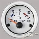 Wskaźnik temperatura oleju jacht,łódź,motorówka,