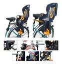 Fotel rowerowy FOTELIK na rower bagażnik pasy 5pkt Rodzaj tylny