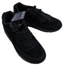 D231 Buty do biegania AIR% FITNESS BLACK roz36-41 Kolor czarny