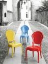 Krzesło Belle epoque kolorowe, RAD-POL