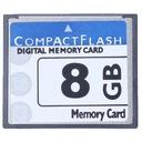 Karta pamięci Compact Flash CF 8GB nowa + gratis !