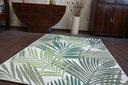 Dywan SISAL 80x150 DŻUNGLA JUNGLE LIŚCIE zie #B635 Wzór roślinny