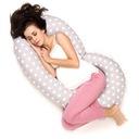 Poszewka na poduszkę ciążową typ C - Supermami