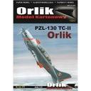 Орлик 079 - Самолет PZL-130 TC-II ORLIK 1:33 доставка товаров из Польши и Allegro на русском