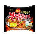 ZUPKA MAKARON RAMEN OSTRY KURCZAK 140g HOT - KOREA
