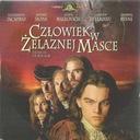 Człowiek w żelaznej masce / L.DiCaprio DVD