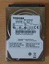 "Dysk Toshiba 160GB 2,5"" SATA 5400RPM 8MB"