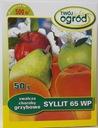 SYLLIT 65WP- 50g grzybobójczy kędzierzawość liści