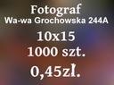 Fotograf , Wywoływanie zdjęć na papierze Fujicolor