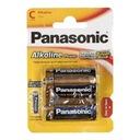 Panasonic Bateria alkaliczna LR14 blister 2szt. C