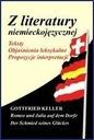 PROMOCJA! Z literatury niemieckojęz. Gottfried Kel