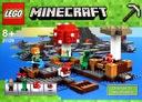 LEGO MINECRAFT GRZYBOWA WYSPA (21129) [KLOCKI]