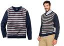 F278 BPC Sweter z dekoltem w serek Regular 60/62