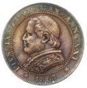 Watykan - moneta - 1 Soldo 1867 - 1 - RZADKA !
