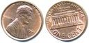 USA One Cent  /1 Cent / 1969 r. D
