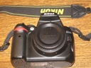NIKON D5000; obiektyw 18-105 mm VR, karta, filtry