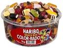 HARIBO Color-Rado Żelki owocowe w pudełku 1kg