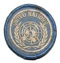 Naszywka ONZ UN Wojsko Polskie misje zagraniczne