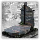 NAGROBEK POMNIK, pomnik artystyczny KAMIEŃ POLNY