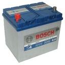 AKUMULATOR BOSCH 60AH/540A S4 L+ 0092S40250