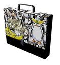 Teczka z rączką Pingwiny Movie wzór 5