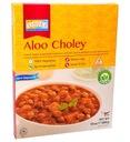 Aloo Choley - ciecie - gotowe dania Wegetarianskie
