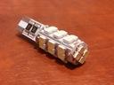 Żarówka LED CANBUS W5W T10 28 SMD