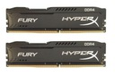 16 GB KINGSTON 2x8GB HYPERX FURY DDR4 2133MHz CL14