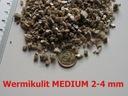 Wermikulit MEDIUM  2-4 mm   20 l    Vermikulit