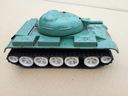 Blaszany czołg T55 ITES  zabawka.