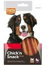 Przekąska dla psa chick'n duck stripsy z kaczki 85