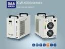 CHŁODNICA WODY S&A CW-5000 Ploter,