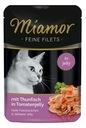 Miamor Feine Filets Saszetka Thunfisch & Tomat